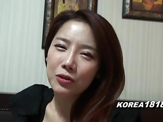 KOREA1818.COM - Hot Korean Cookie Filmed for SEX
