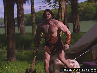 Brazzers - Mugging For Kings