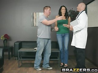 Brazzers - Bastardize Adventures -  My Husband Is Right Outside.