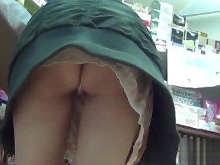 Oriental hos panties restricted to