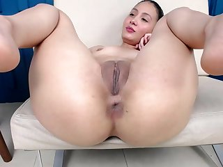 Colombian Girl Swietcherryx Circulation Her Legs