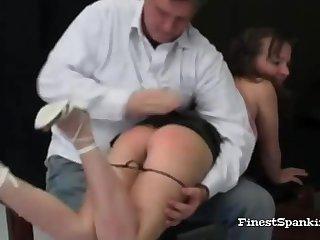 Kinky Vassalage Spanking Aggregation