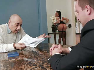 facial after amazing fuck on the floor is all go wool-gathering Kira Noir wants