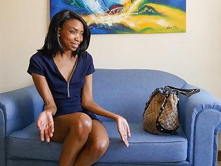 Ambitious Ebony Model Reduced to a Cumdump