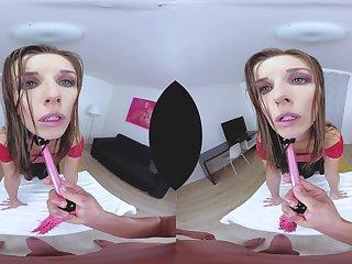 Heady Jenifer Jane VR incredible porn clip
